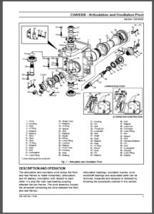 Terex TA25 & TA27 Articulated Dumptruck Full Service