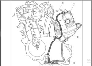Yamaha Ttr600 Tt600r Full Service Repair Manual 2003
