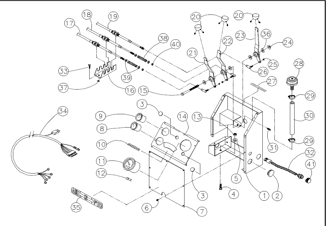 Asv Hd 4500 4520 Posi Track Loader Illustrated Master