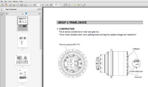 Hyundai R210LC-3 Crawler Excavator Service Repair Manual