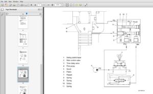 Hyundai R430LC-9A Crawler Excavator Service Repair Manual