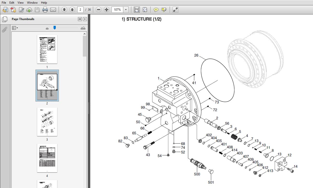 Hyundai R480LC-9MH Crawler Excavator Service Repair Manual