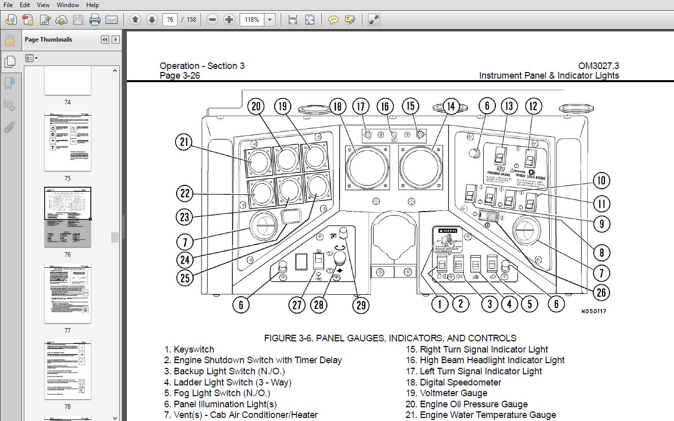 Komatsu 930E-2 Dump Truck Operation & Maintenance Manual