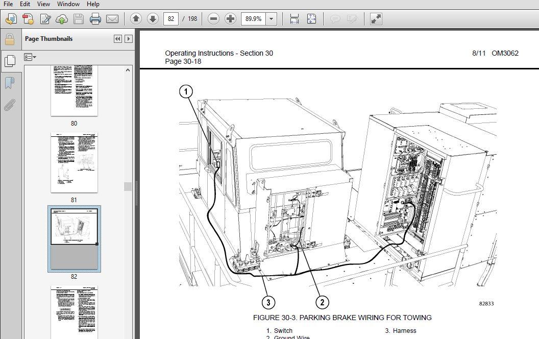 KOMATSU 930E-4 DUMP TRUCK Operation & Maintenance Manual