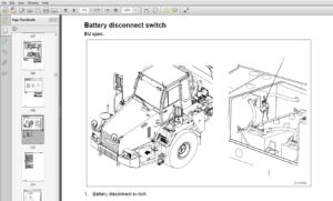 KOMATSU HM300-2 ARTICULATED DUMP TRUCK SERVICE REPAIR