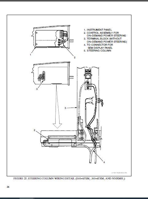 Hyster E45 65XM₂, J40 65XM₂ service manual - PDF DOWNLOAD ~ HeyDownloads -  Manual Downloads | Hyster Monitor Wiring Diagram |  | HeyDownloads