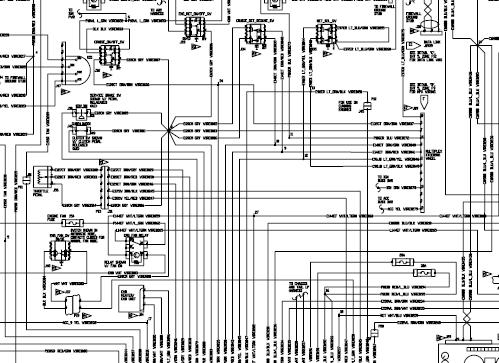 Kenworth Cat T2000 Wiring Diagram, Kenworth Wiring Diagram